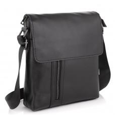 Стильный мужской мессенджер через плечо Tiding Bag NM20-012A - Royalbag Фото 2