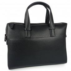 Сумка-портфель мужская кожаная для ноутбука и документов Tiding Bag NM29-88253-3A - Royalbag