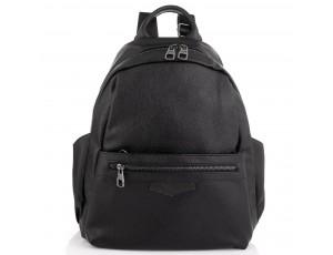 Жіночий шкіряний рюкзак чорний Olivia Leather NWBP27-009A - Royalbag