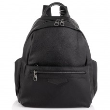 Женский кожаный рюкзак черный Olivia Leather NWBP27-009A - Royalbag