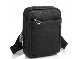 Чоловіча стильна сумка через плече Tavinchi S-001A - Royalbag