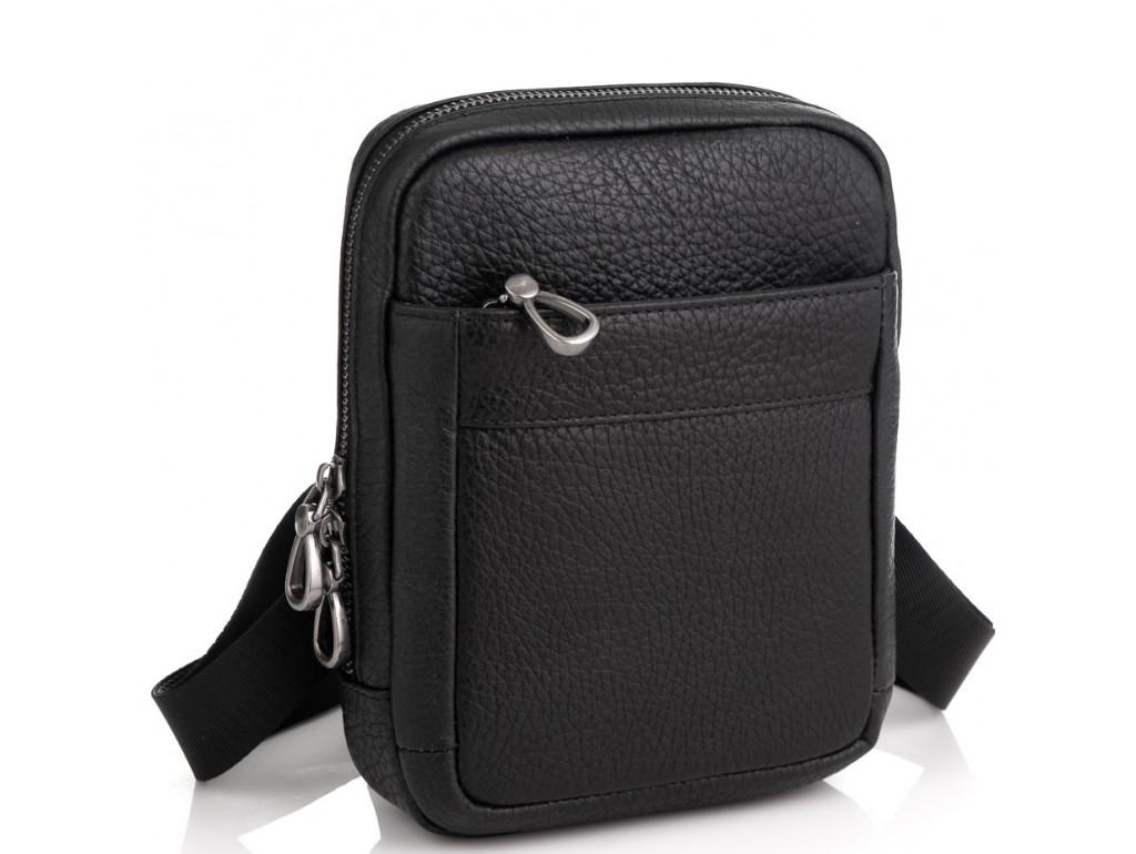 Мужская стильная сумка через плечо Tavinchi S-001A - Royalbag Фото 1