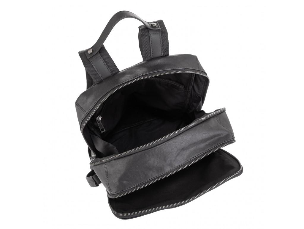 Мужской кожаный рюкзак для ноутбука Tiding Bag SM13-005A - Royalbag