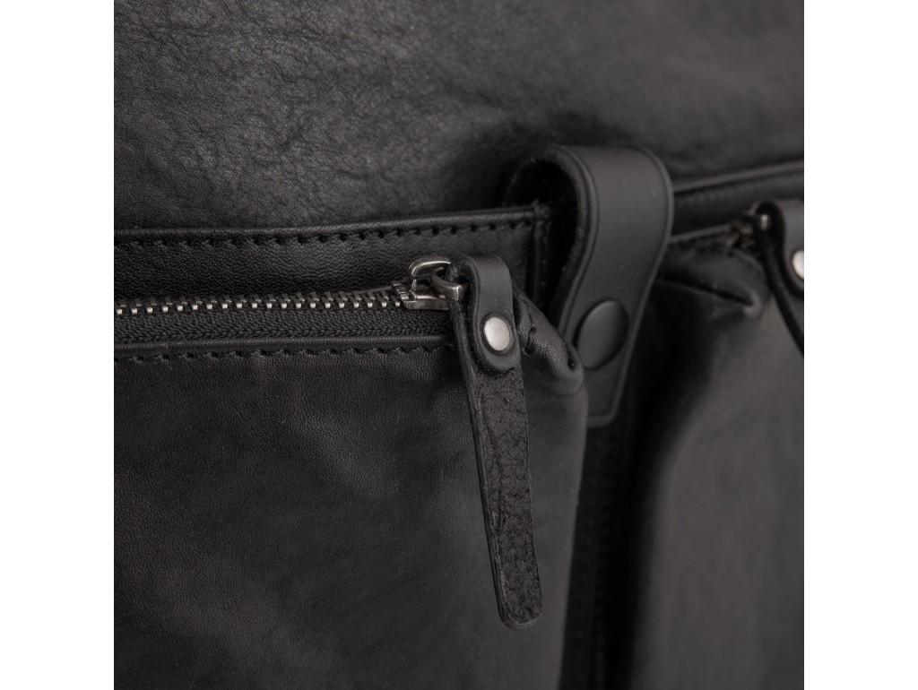 Кожаный рюкзак для ноутбука Tiding Bag SM13-006A - Royalbag