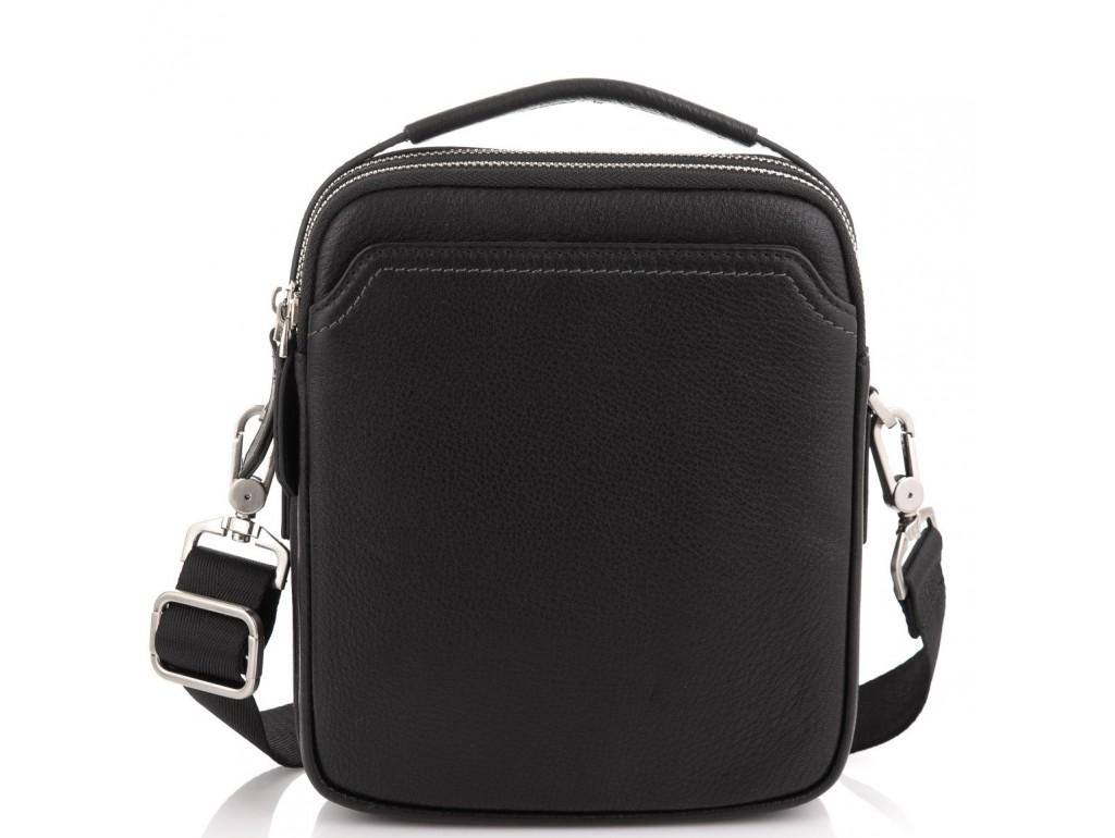 Мужская кожаная сумка через плечо Tiding Bag SM8-096A - Royalbag
