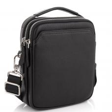 Мужская кожаная сумка через плечо Tiding Bag SM8-096A - Royalbag Фото 2