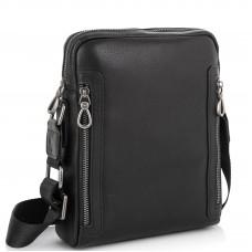 Мужская кожаная сумка через плечо Tiding Bag SM8-1007A - Royalbag Фото 2