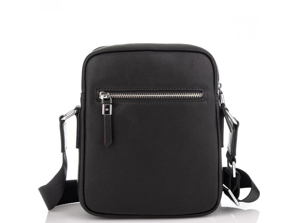 Кожаная стильная сумка-мессенджер через плечо Tiding Bag SM8-1022A - Royalbag