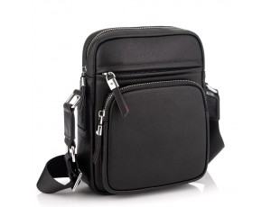 Шкіряна стильна сумка-месенджер через плече Tiding Bag SM8-1022A - Royalbag