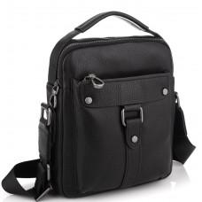 Мужская кожаная сумка через плечо Tiding Bag SM8-8935-4A - Royalbag Фото 2