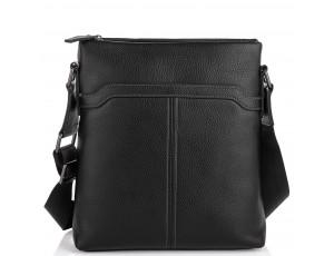 Мессенджер чорний через плече Tiding Bag SM8-8987A - Royalbag