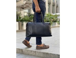 Мужская дорожная сумка из натуральной кожи Tiding Bag SM8-9395-3A - Royalbag
