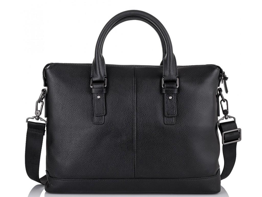 Класична чоловіча шкіряна сумка для ноутбука і документів Tiding Bag SM8-9606-3A - Royalbag
