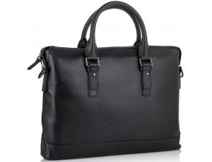 Классическая мужская кожаная сумка для ноутбука и документов Tiding Bag SM8-9606-3A - Royalbag