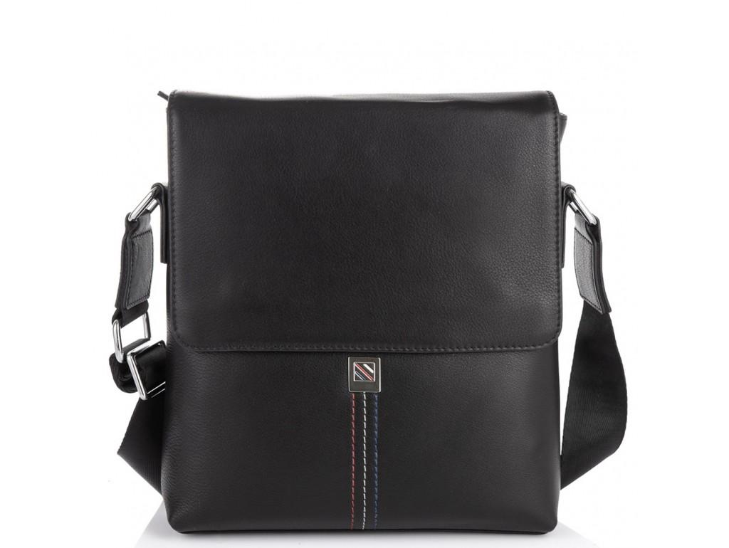 Мужская кожаная сумка через плечо Tiding Bag SM8-966A - Royalbag