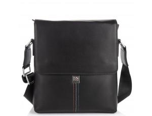 Чоловіча шкіряна сумка через плече Tiding Bag SM8-966A - Royalbag