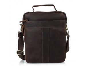 Мужской мессенджер с ручкой для переноски Tiding Bag V-JMD4-9001C - Royalbag