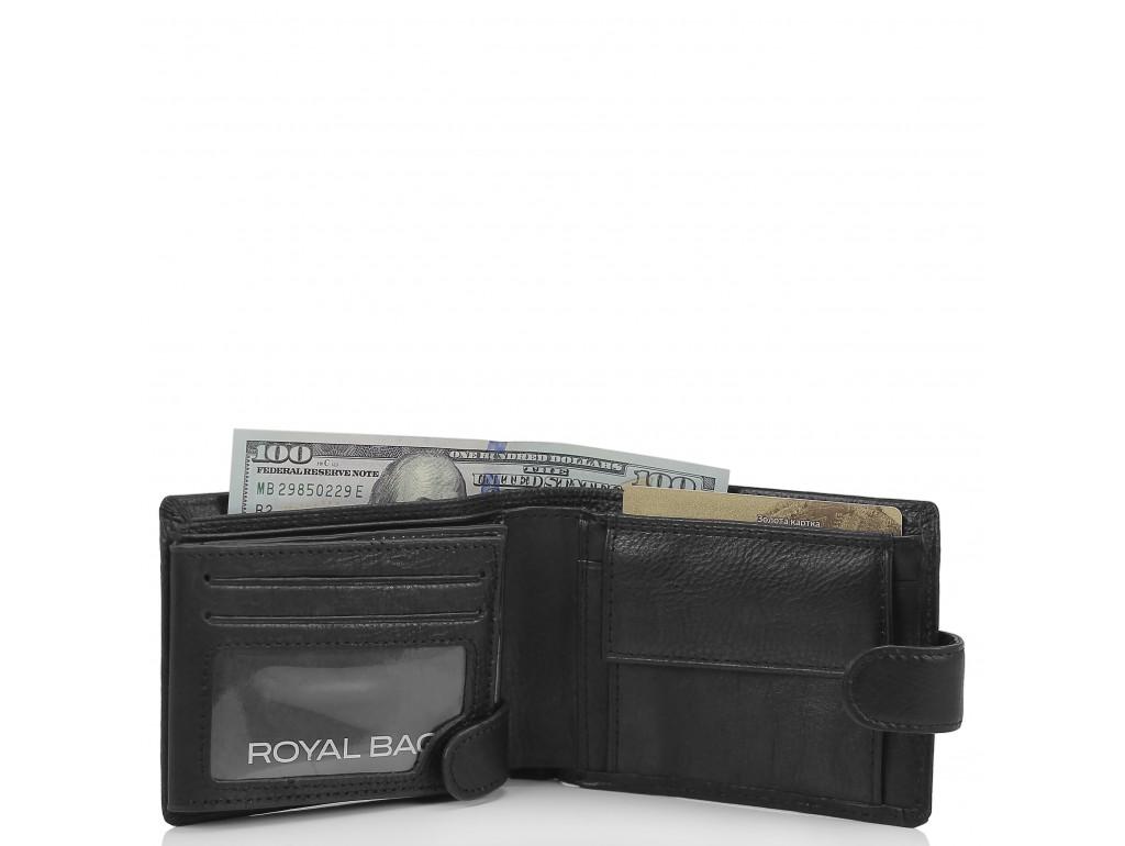 Мужское портмоне Tiding Bag W111-9105A - Royalbag