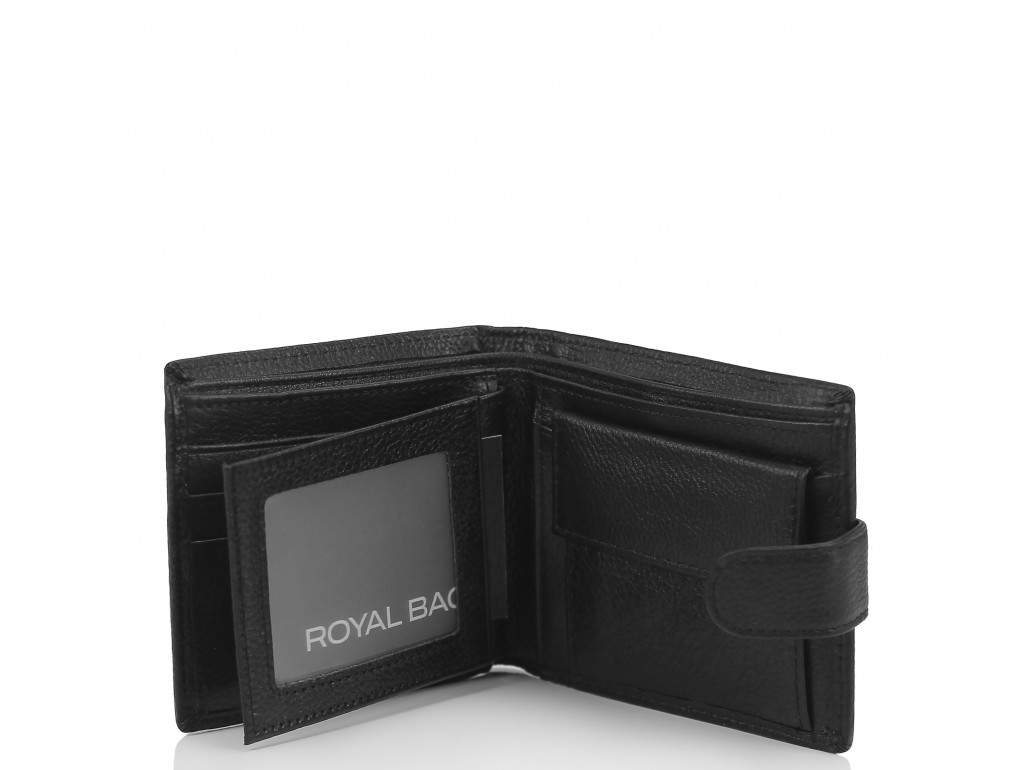 Мужское портмоне Tiding Bag W111-9106A - Royalbag