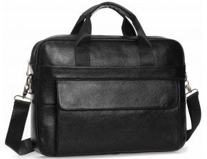 Сумка-портфель чоловіча шкіряна для документів Tiding Bag A25-1131A - Royalbag
