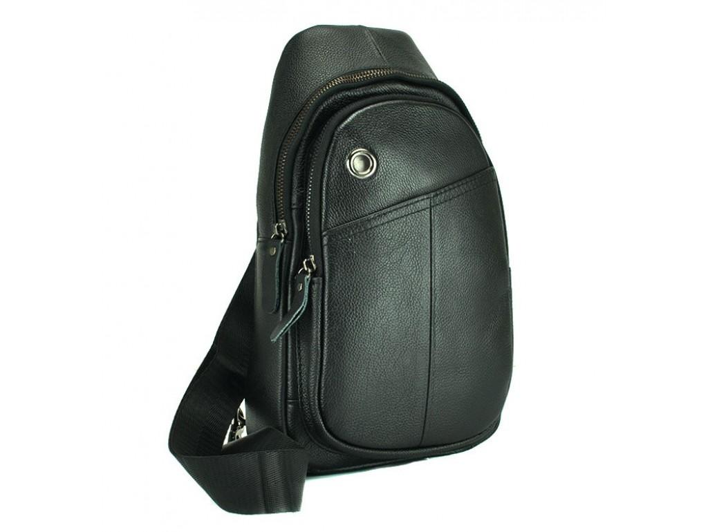 Мессенджер Tiding Bag A25-396A - Royalbag Фото 1