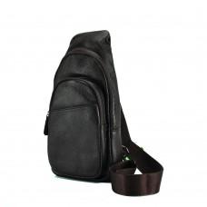 Кожаный рюкзак Tiding Bag A25-5021C
