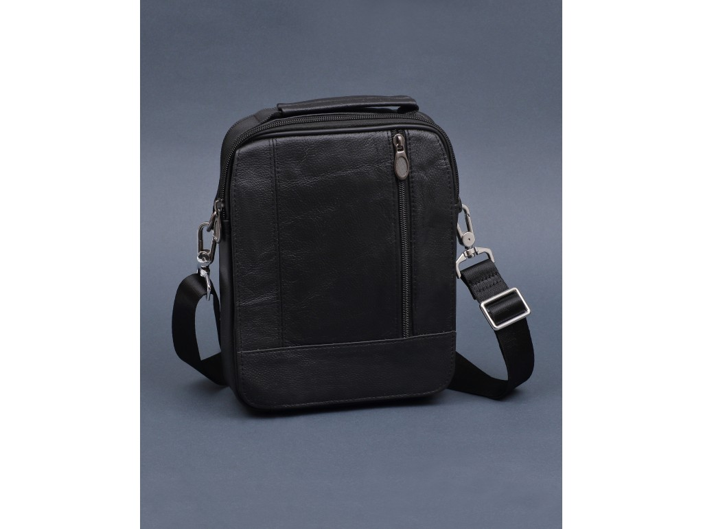 Месенджер HD Leather NM24-213A - Royalbag