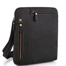 Мессенджер через плечо Tiding Bag t0030A - Royalbag Фото 2