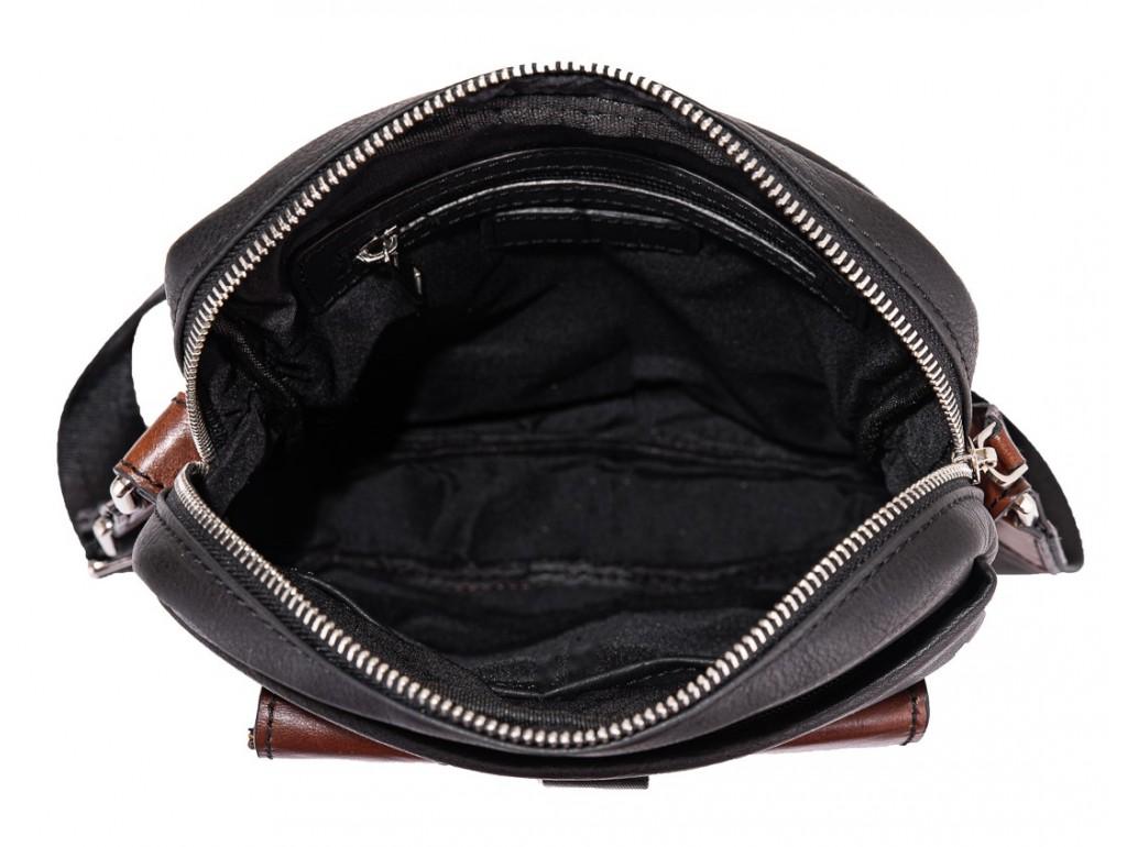 Мужская кожаная сумка через плечо Tiding Bag t0037 - Royalbag