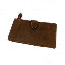 Портмоне мужское коричневое Tiding Bag t0049 - Royalbag