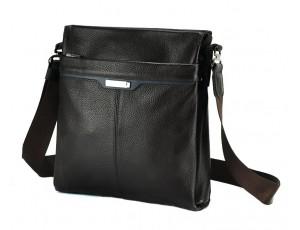 Мессенджер Tofionno 2914-3 BLACK - Royalbag