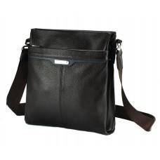 Мессенджер Tofionno 2914-3 BLACK - Royalbag Фото 2
