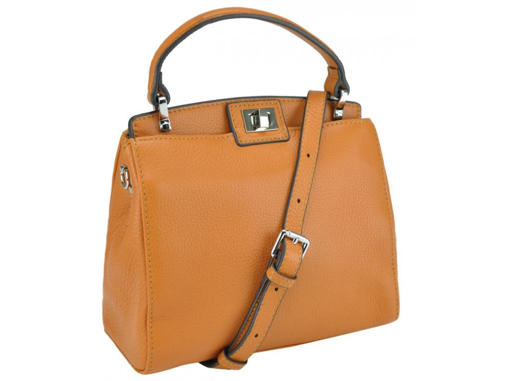 Сумка UnaBorsetta W06-9054O - Royalbag Фото 1
