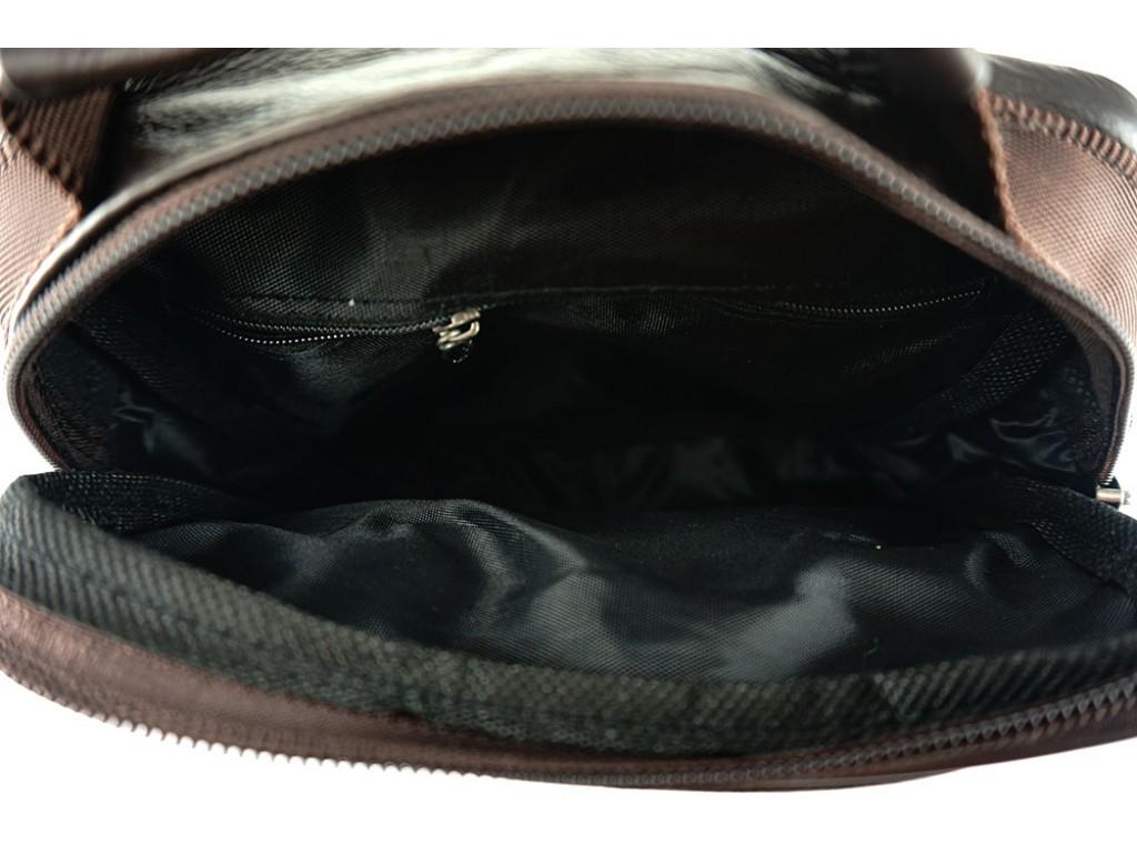 Мессенджер HD Leather NM24-212C - Royalbag