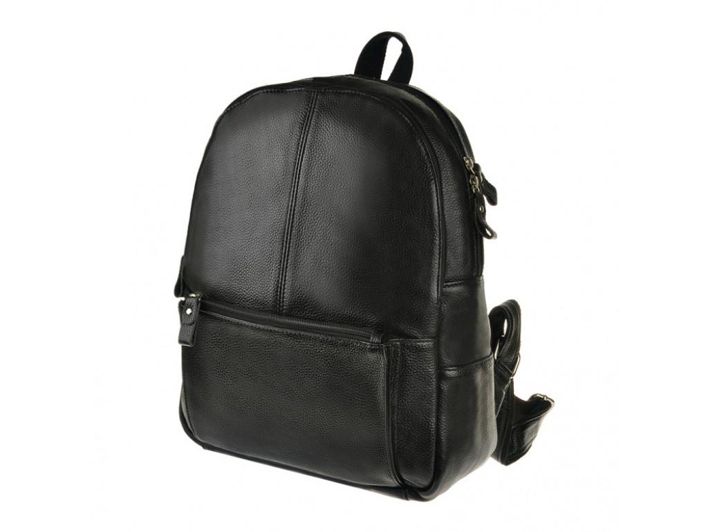 Рюкзак кожаный TIDING BAG M5186A - Royalbag Фото 1