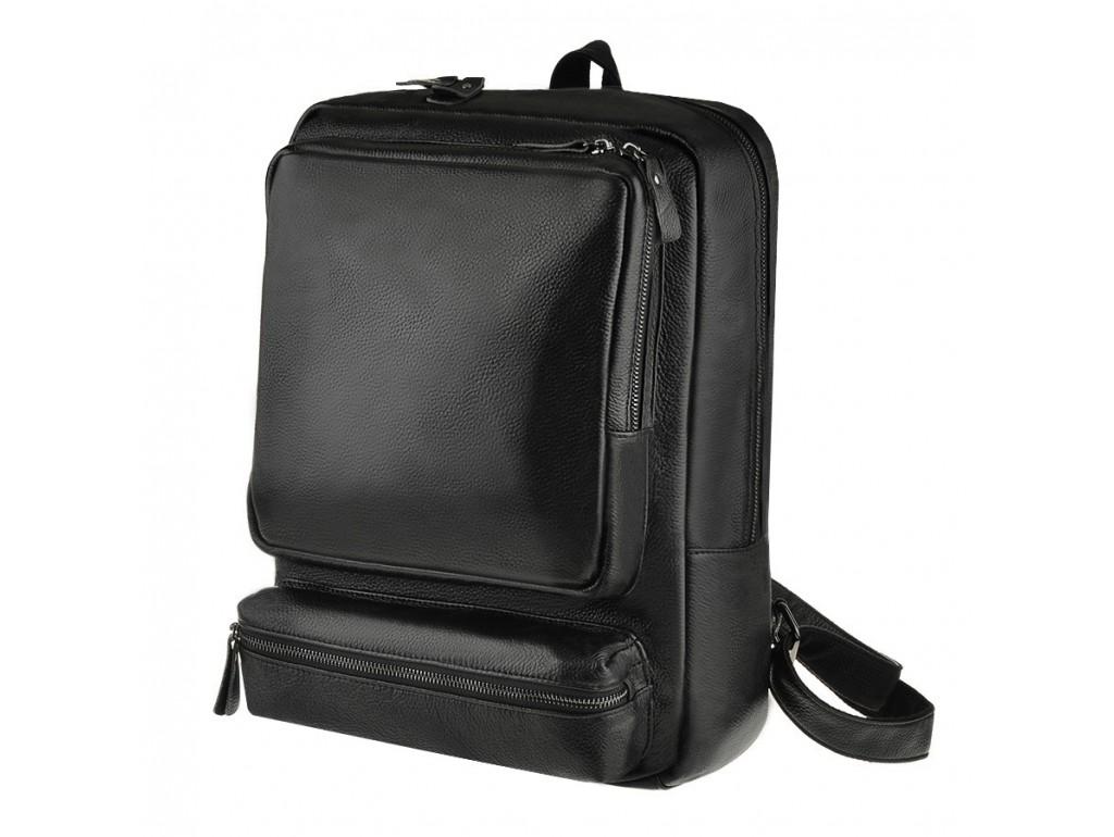 Рюкзак кожаный TIDING BAG M9238A - Royalbag Фото 1