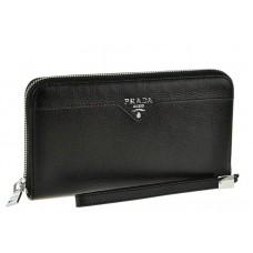 Кожаный клатч Pr1096 - Royalbag Фото 2