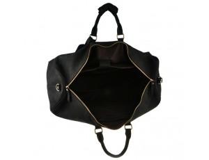 Вместительная дорожная мужская кожаная сумка прочная BEXHILL G3264 - Royalbag