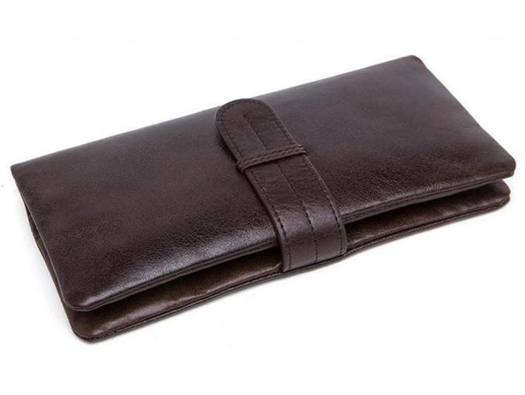Клатч коричневый Bexhill BX9202 - Royalbag
