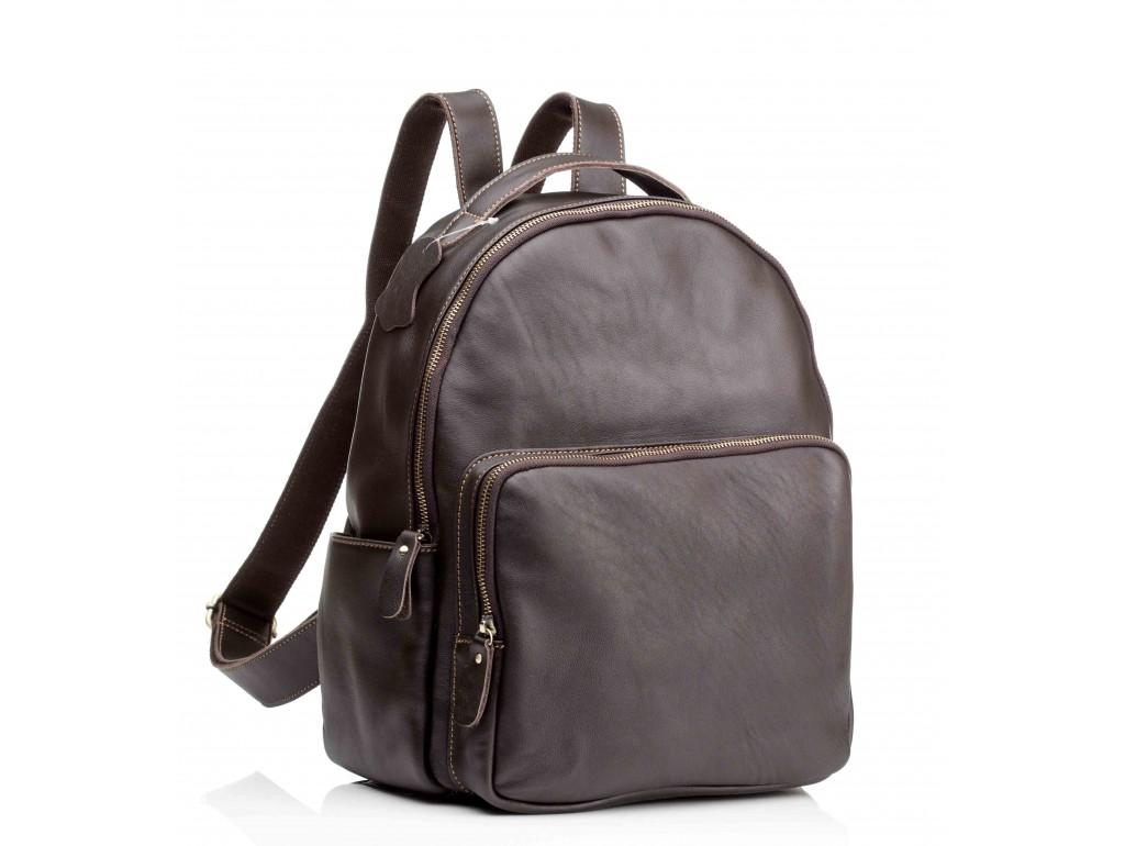 Рюкзак кожаный Tiding Bag Bp5-2828B - Royalbag Фото 1