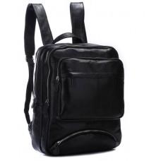 Рюкзак кожаный TIDING BAG T3102 - Royalbag Фото 2