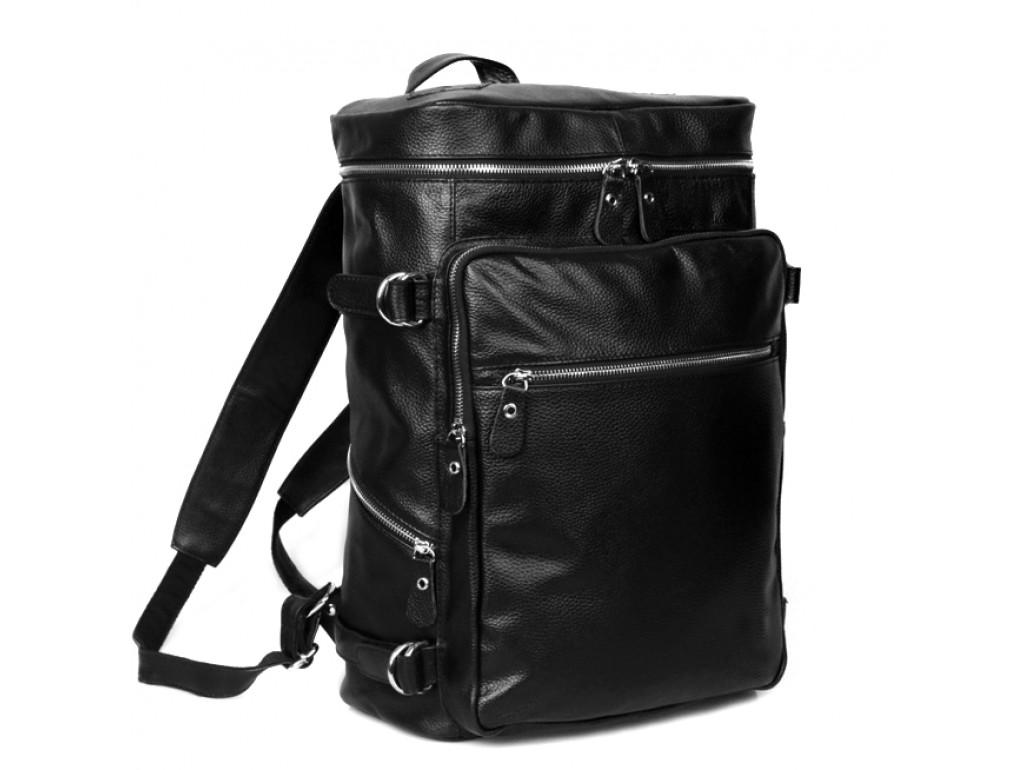 Рюкзак кожаный TIDING BAG T3035 - Royalbag Фото 1