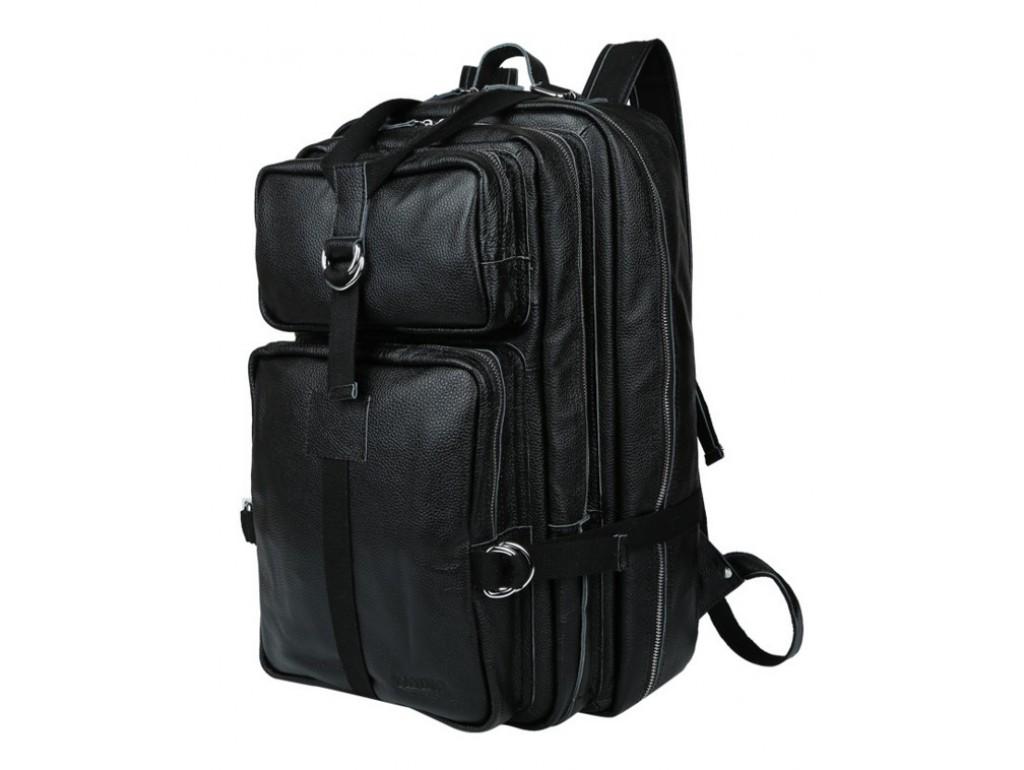 Рюкзак кожаный TIDING BAG T3034 - Royalbag Фото 1