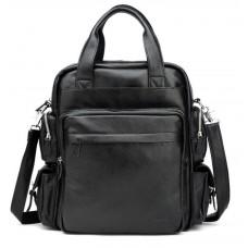 Рюкзак кожаный TIDING BAG T3069 - Royalbag Фото 2