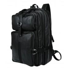 Рюкзак кожаный TIDING BAG T3034 - Royalbag Фото 2