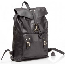 Рюкзак кожаный Tiding Bag G8894A - Royalbag Фото 2