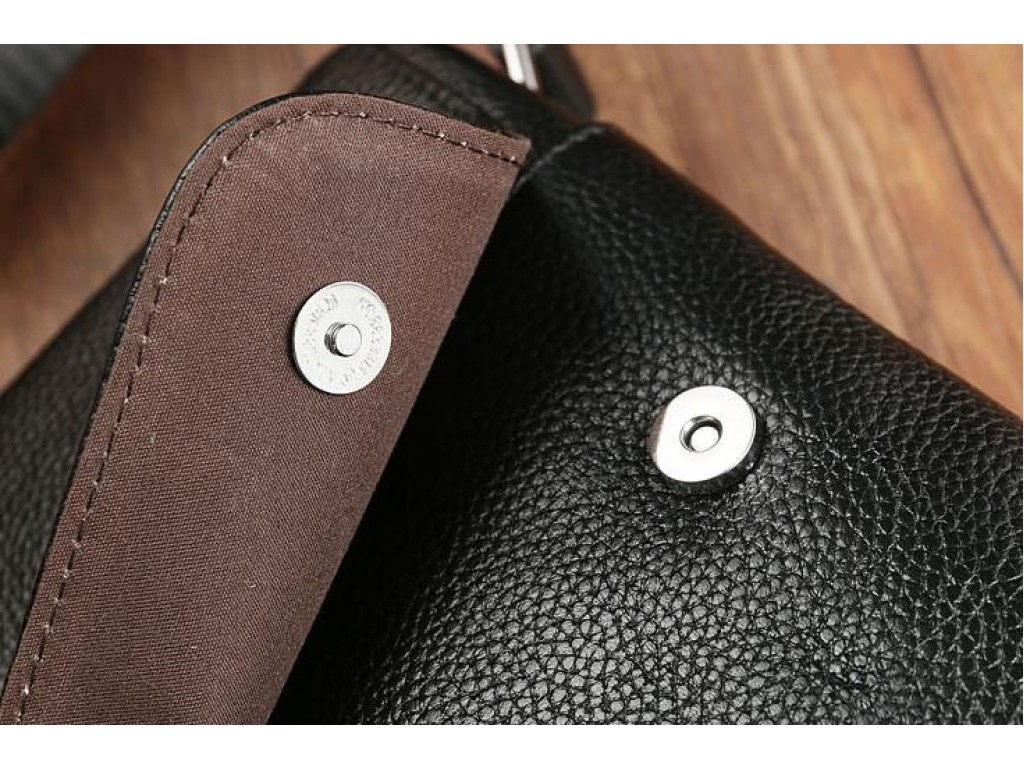 Сумка через плечо мужская кожаная Tiding Bag A25-064A - Royalbag
