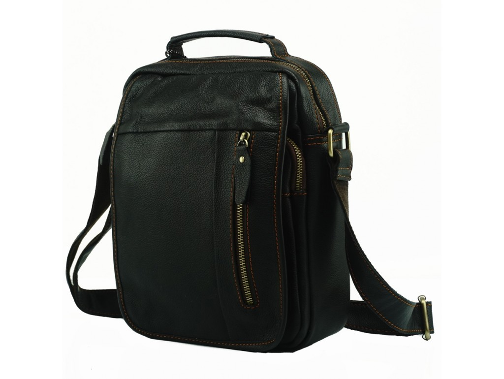 Мессенджер Tiding Bag A25-2158B - Royalbag Фото 1