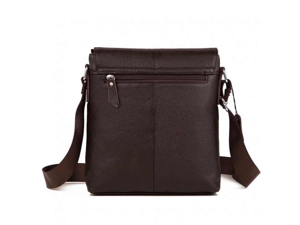 Мужская кожаная сумка на каждый день Tiding Bag A25-238C - Royalbag
