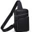 Сумка-рюкзак мужская на одно плечо из натуральной кожи слинг Tiding Bag A25-6896A - Royalbag